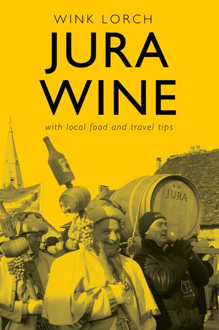 Jura Wine - Cover Image